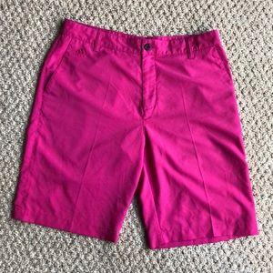 Adidas Golf Shorts - Hot Pink